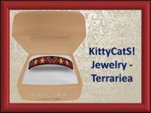 KittyCatS! Jewelry - Collar Terrariea