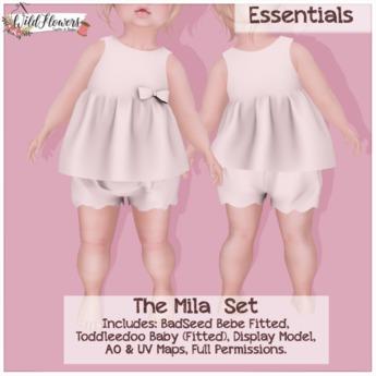 {WF} FullPerm- Mila Set {BOX}
