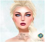 .VIk. - Cosplay - Elsa Head Shape - Lelutka Simone BENTO
