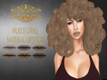 RML HOLLY CHIQ NATURAL LIPS (UNPACK ME)