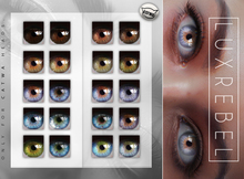 LUXREBEL Luxy Eyes (Catwa)
