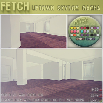 [Fetch] Uptown Skybox - Browns