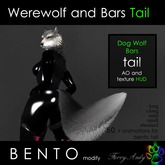 Bento Tail - Werewolf and Bars
