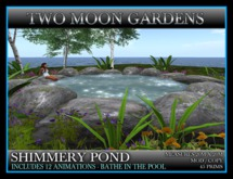 TMG - SHIMMERY POND*