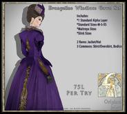 !!SMD!! Evangeline Windlace Gown Set-Bodice (ADD ME!)