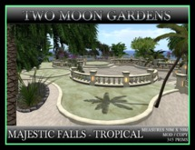TMG - MAJESTIC FALLS - TROPICAL*
