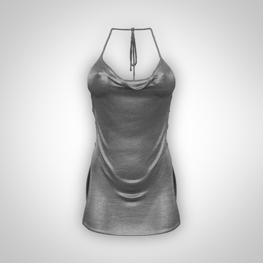 ANOIRCRE Ethere Dress Grey (Mesh)