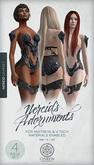 Nereid Adornments (Dark Steel) ~ Core Set