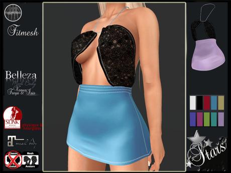 Stars - Maitreya clothes, Physique, Hourglass, Belleza - Lailah