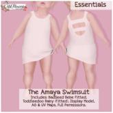 {WF} Demo - Amaya Swimsuit {BOX}