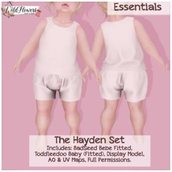 {WF} FullPerm- Hayden Set {BOX}