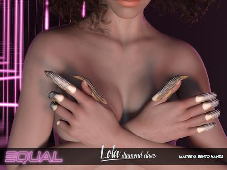 EQUAL - Lola Diamond Claws