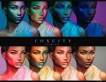 FOXCITY. Skin FX - Volume I