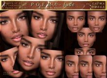 P O E M A - Jude (face modifications) (wear to unpack)