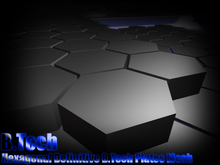 Hexagonal Definitive B.Tech Plates Mesh