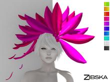 Zibska [50L Closeout] ~ Chie Color Change Headpiece and Orbit