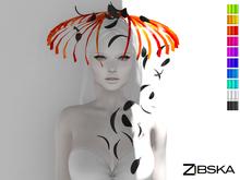 Zibska ~ Shizuko Color Change Hat and Orbit