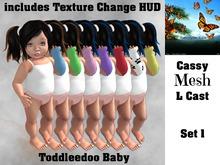Cassy L Cast TDB - Set 1