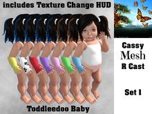 Cassy R Cast TDB - Set 1