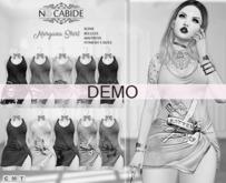 demo :: No Cabide :: Morgana Shirt - HUD 10 Models