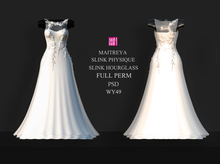 [WY] Full Perm 49 Wedding dress