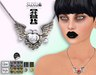 [SuXue Mesh] Necklace Harley, Hud 20 Textures included, Resize, For Female