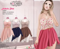 :: No Cabide :: Nathalia Dress - HUD