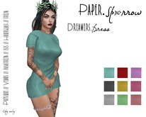 Paper.Sparrow Dreamers Dress - DEMO