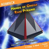 Hands of Omega (HoO) Exterior - Rani Pyramid