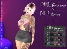 Paper.Sparrow - Killer Dress FatPack