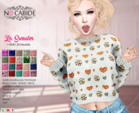 :: No Cabide :: Lis Sweater - HUD 20 Models