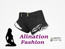 Alination-LIZ-jeans shorts-DEMO