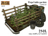 Old vegetable garden with nettle of old car - Old World - Hobo / Urban Decorations