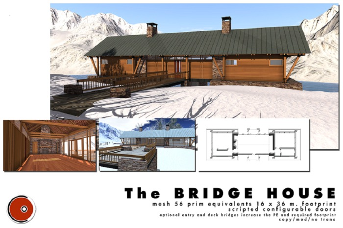 CONVAIR Bridge House (boxed)