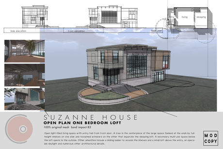 CONVAIR Suzanne House (boxed)