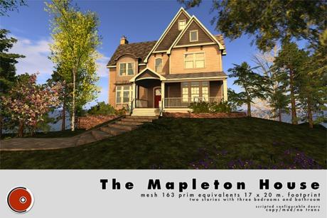 CONVAIR Mapleton House (boxed)