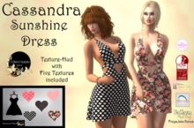 Continuum Cassandra Sunshine Dress