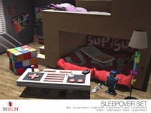 Sleepover Set FATPACK (Includes Multiple Texture Options)