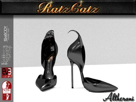 DEMOs .:RatzCatz:. Althenari Heel Sandals