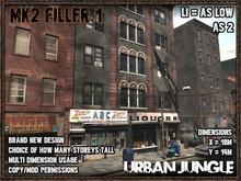 MK2 CITY FILLER 1 - URBAN JUNGLE