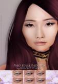 P O E M A - Nao Eyeshadows (wear to unpack)