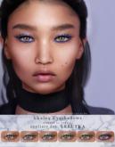 P O E M A - Ukaleq Eyeshadows (wear to unpack)