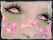 +FATHER+ - Creepy Pixel Eyes - Pastel