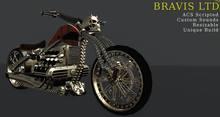 Bravis  Dark Rider Motorcycle