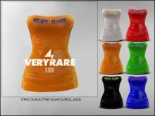 "#VERYRARE ""RARE"" PLASTIC, DRESS [LAKERS]"