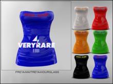 "#VERYRARE ""RARE"" PLASTIC, DRESS [BRIP]"