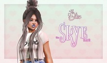 .Olive. the Skye Hair - FATPACK