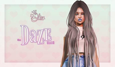 .Olive. the Daze Hair - FATPACK