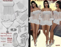 *Tay-Lay-Designs* Romantic Summer-Outfit 10 (Mesh)