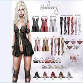 #12 Blueberry - Mykonos / COMMON / Panties - Maitreya - Pixie